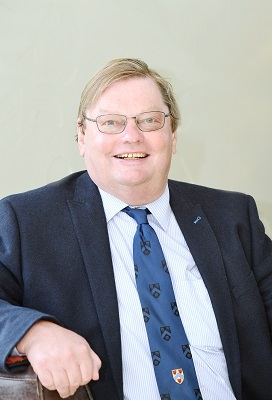 Cllr Tony Jefferson, leader of Stratford-on-Avon District Council
