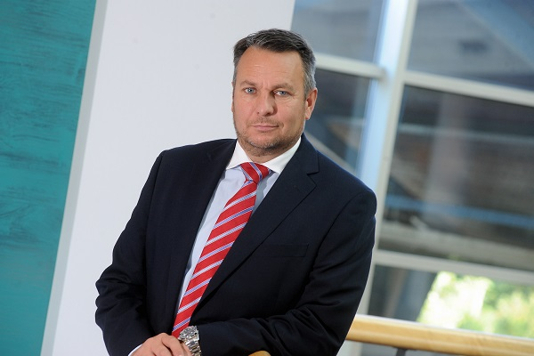 Craig Humphrey, the managing director of the CWLEP Growth Hub