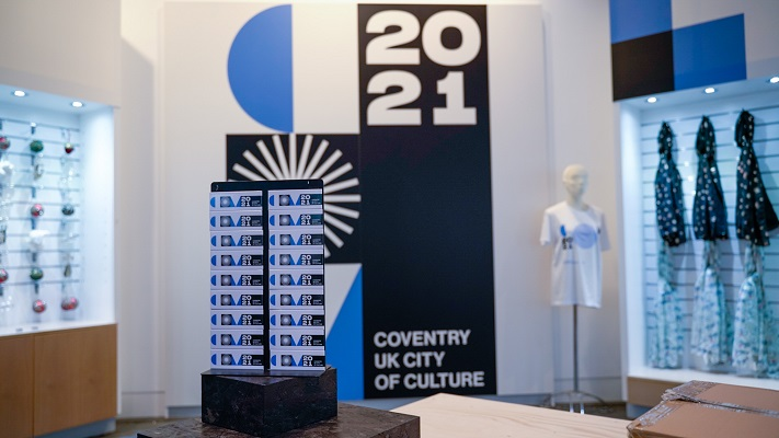 The first official Coventry 2021 merchandise