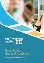 Coventry & Warwickshire Growth Deal 3 Proposal