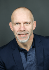 Chief Executive, Mike Chamberlain of Sport Birmingham