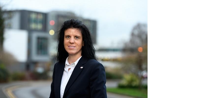 Angela Joyce, CEO of WCG