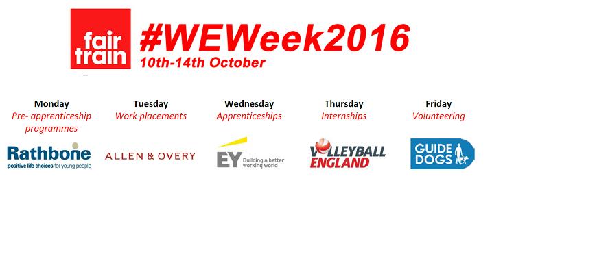 WEWeek2016 logo