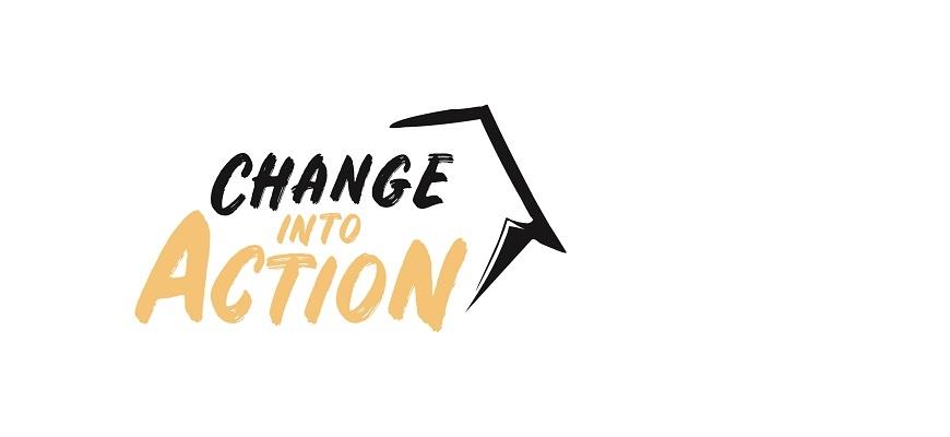 Change into Action logo