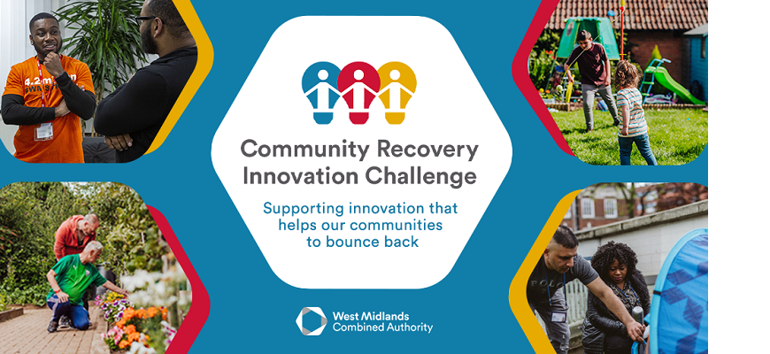 Community Recovery Innovation Challenge