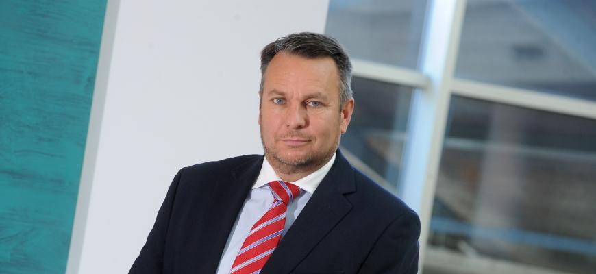Craig Humphrey, the managing director of the CWLEP Growth Hub