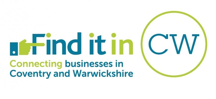 The FinditinCW logo