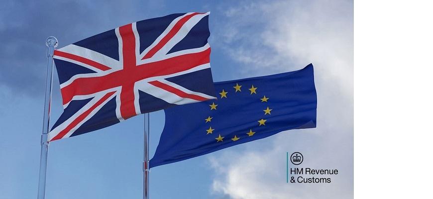 Flags: the Union Jack and the EU