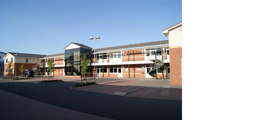 Athena Court in Warwick