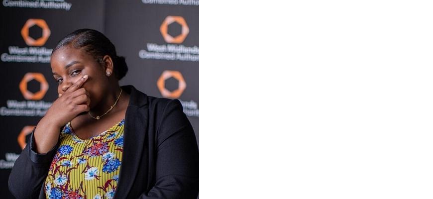 YCA team member, Olivia Agbe