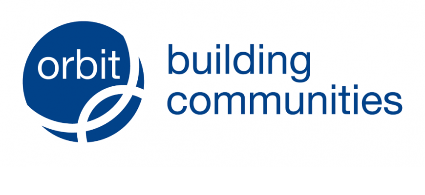 Orbit: Building Communities logo
