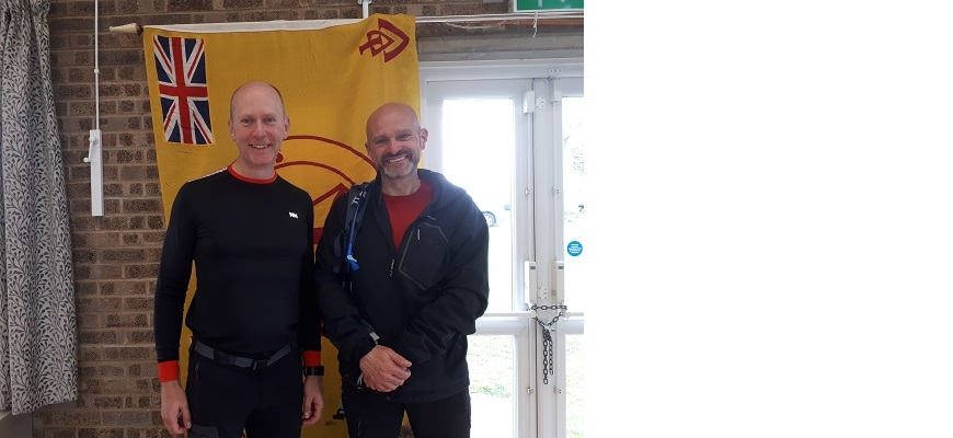 Clive Read and Martin Yardley