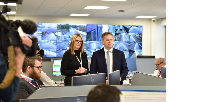 Transport Secretary opens up transport centre