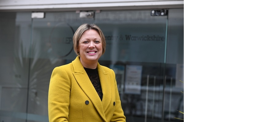 Sarah Windrum, the new chair of the CWLEP