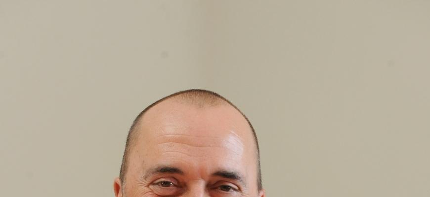 Sean Farnell, Chair of the My Town Nuneaton Board