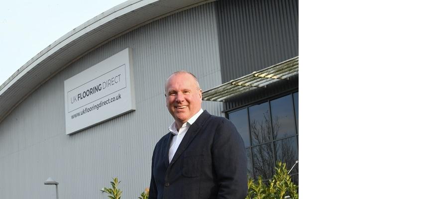 Sean Lawe of UK Flooring Direct