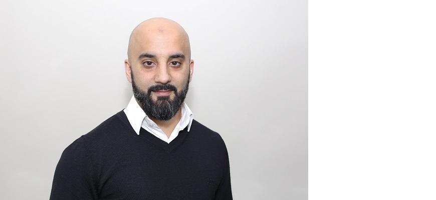 Tufail Hussain, Director of Islamic Relief UK