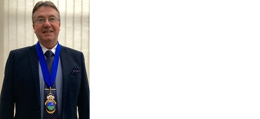 Tom Mongan, the new president of the Coventry and Warwickshire Chamber of Commerce