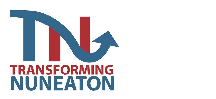 Logo for Transforming Nuneaton