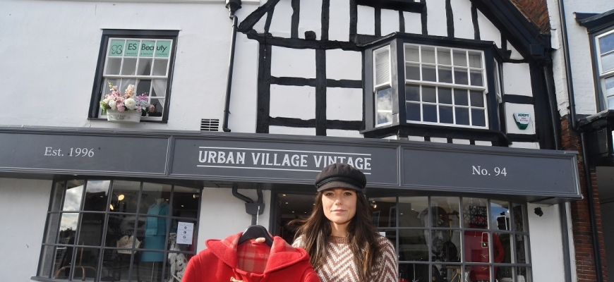 Urban Village has relocated to Henley-in-Arden