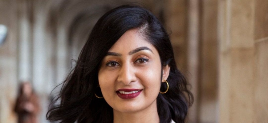 Zarah Sultana, MP for Coventry South