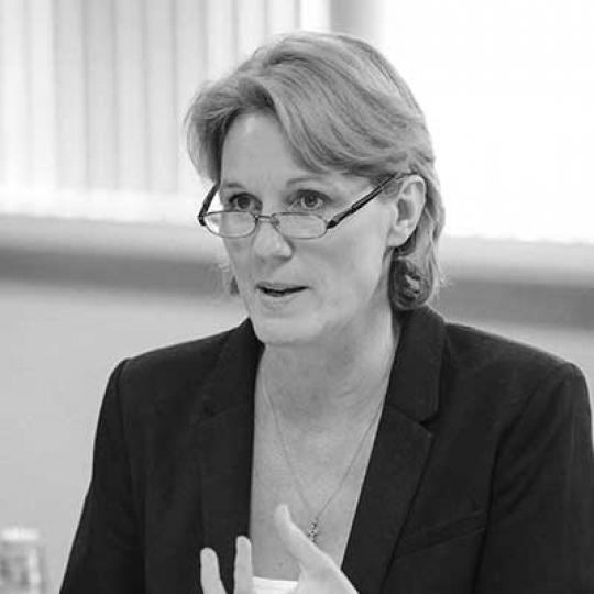 Louise Bennett OBE DL