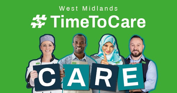 Time to Care poster